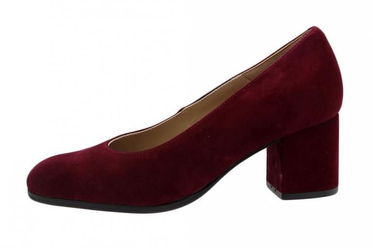 Pump Ruby Suede 185301