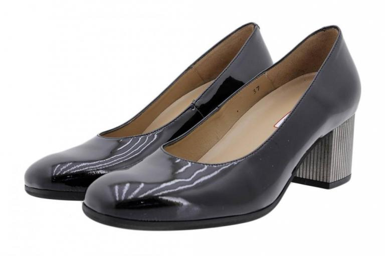 Pump Black Patent 185301