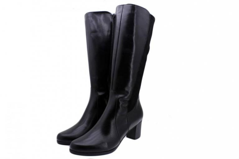 Boot Black Leather 185357