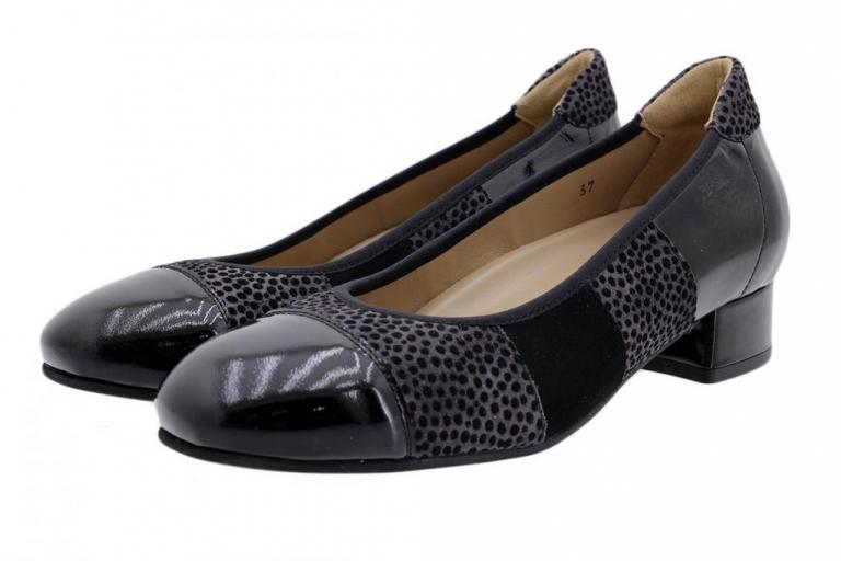 Ballerina Black Patent 185524-T