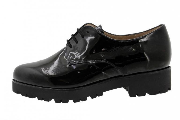 3f2233ba4d5 Zapato Cordón Charol Negro 185731