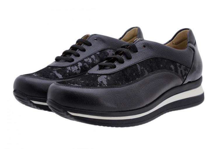 Sneaker Black Metal 185886