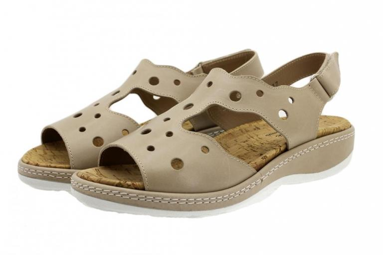 Removable Insole Sandal Arena Leather