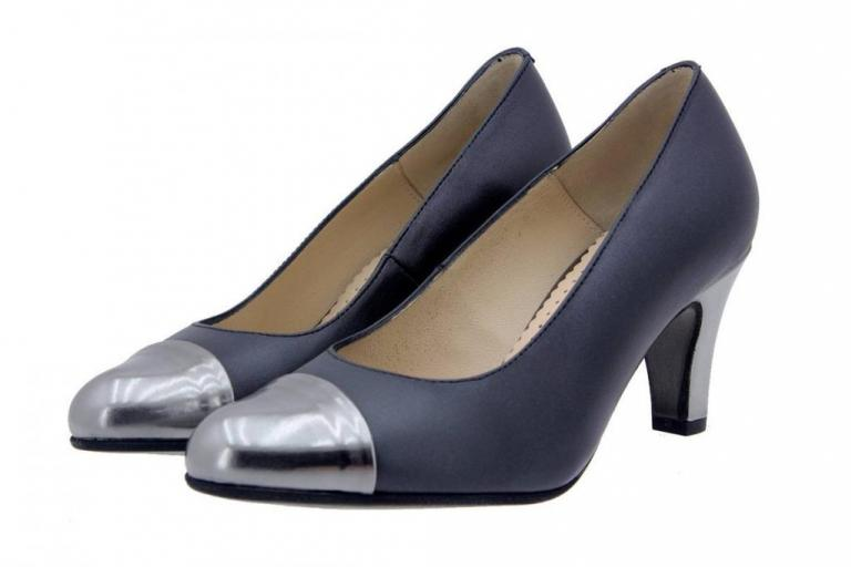 Court shoe Pearly Black 4203
