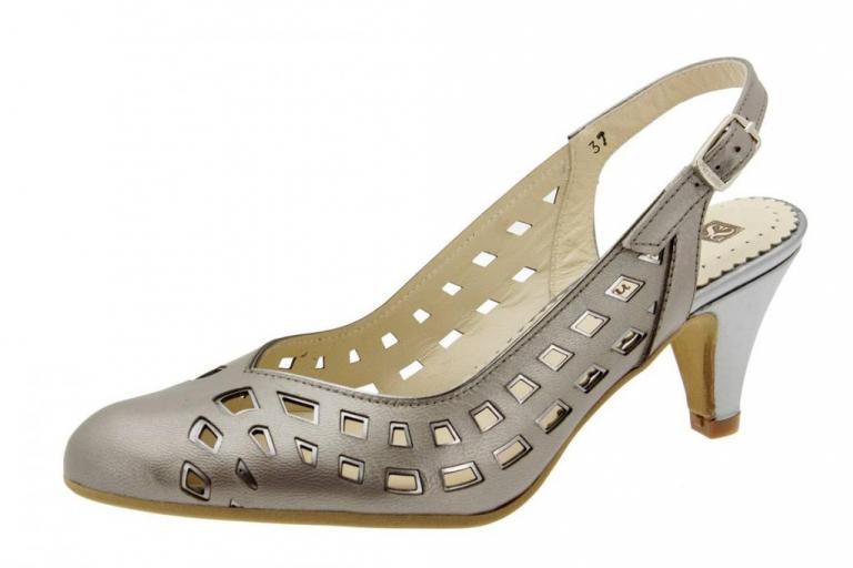 Dress shoe Pearly Titanium 4277-F