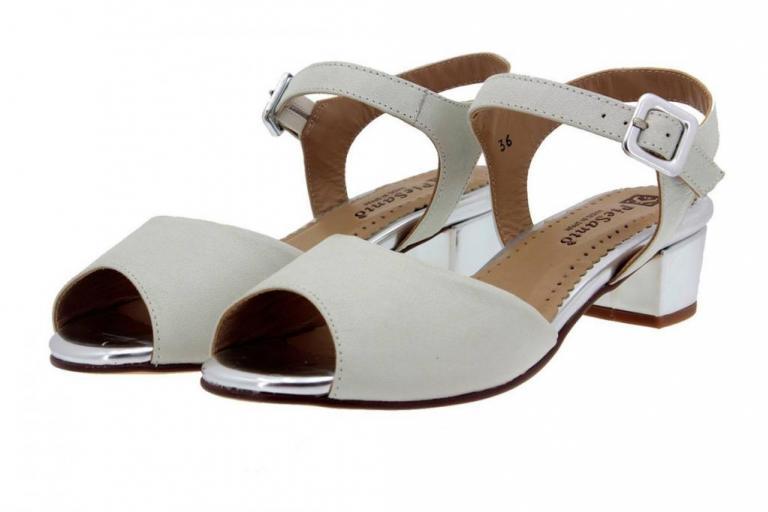 Heel Sandal Leather Ice 4475