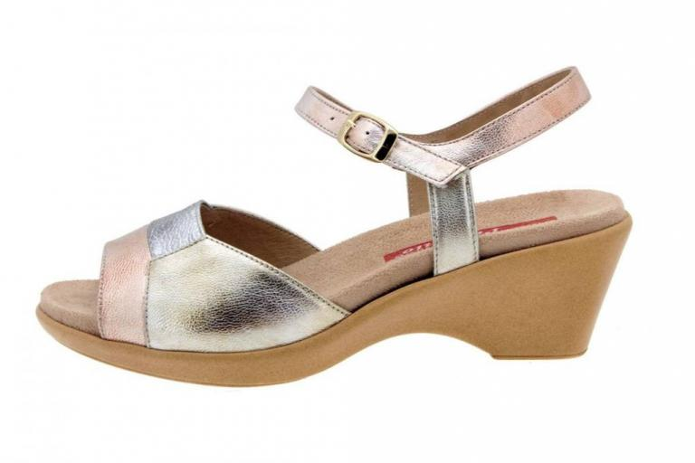 Removable Insole Sandal Pearly Copper 4852