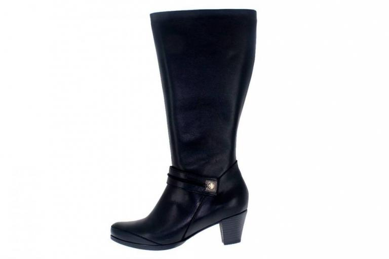 Boot Leather Black 5835