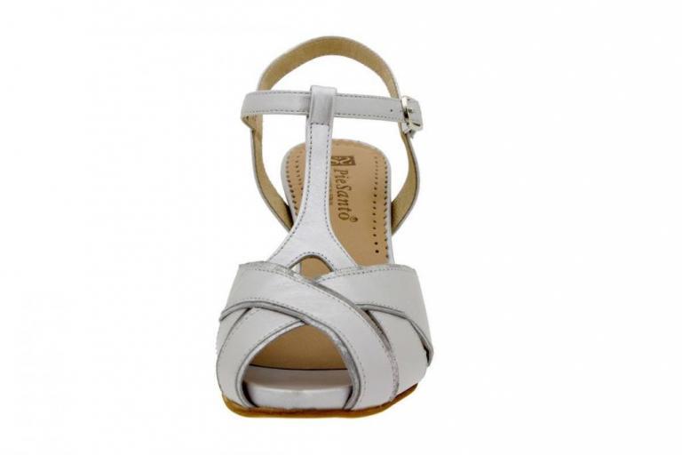Heel Sandal Pearly Grey 6258