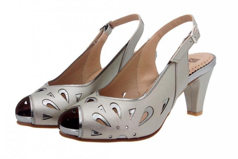 Dress shoe Pearly Grey 6279-F