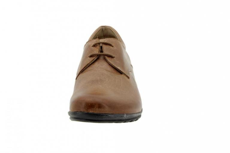 Sneaker Leather Coffee 6525
