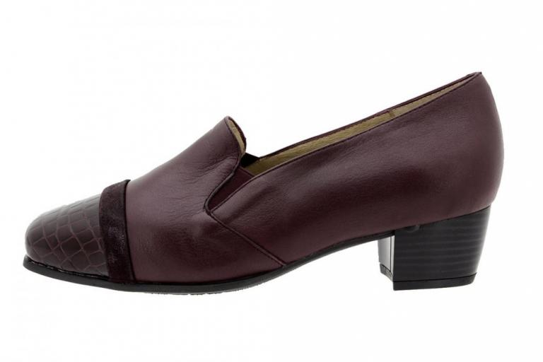 Bootee shoe Coco Bordeaux 7106