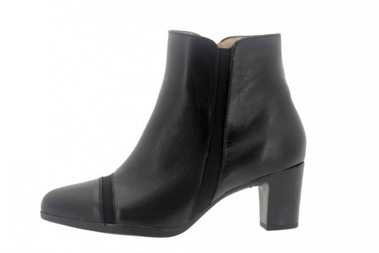 Ankle boot Leather Black 7852