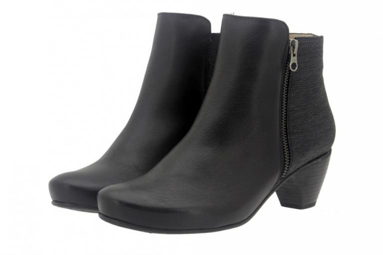 Ankle boot Leather Black 7880