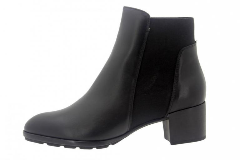 Ankle boot Leather Black 7904