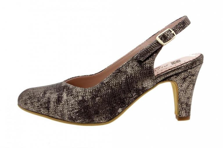 Court shoe Metal Mink 8210