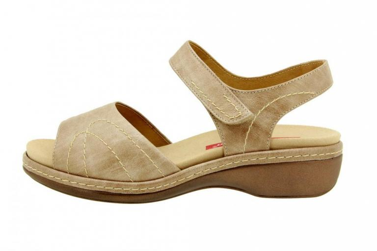 Removable Insole Sandal Pearly Mink 8801