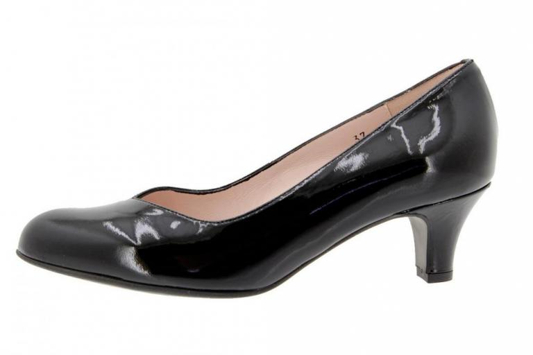 Court shoe Patent Black 9225