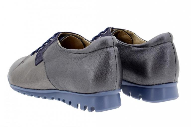 Zapato Cordón Piel Negro 9525