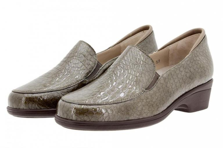 Moccasin Coco Taupe 9610