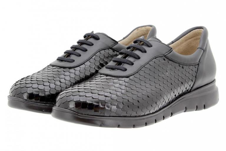 Sneaker Snake Black 9994